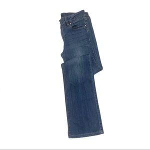 White House Black Market Medium Wash Bootcut Jeans